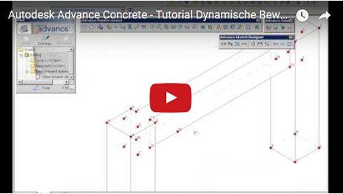 Tutorial Dynamische Bewehrung Lektion 1: Definition der Skizzenpunkte