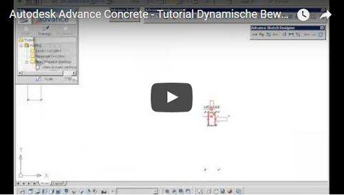 Tutorial Dynamische Bewehrung Lektion 2: Die Bewehrungselemente hinzufügen