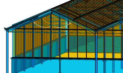autodesk-advance-steel revit industrie