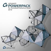 GRAITEC Powepack Advance Steel